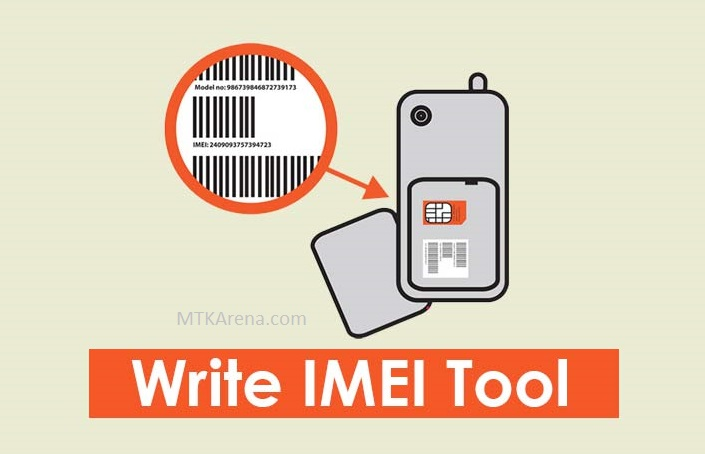 Qualcomm Smartphone Write IMEI Tool Latest v1.01