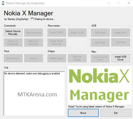 Nokia X Manager Download Latest Version 2.0.0.1