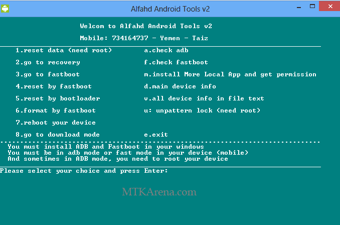 Alfahd Android Tools Download Latest version v2