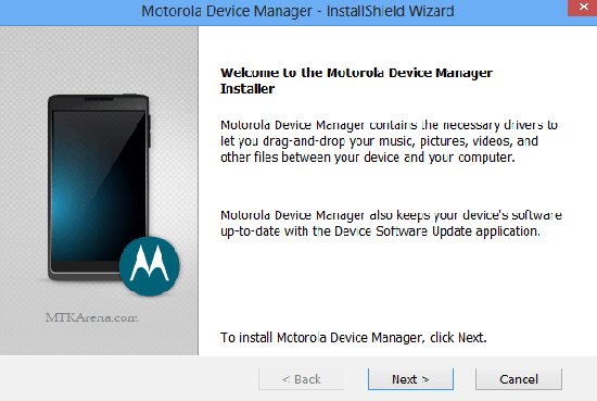 Motorola Device Manager Download for PC & Mac