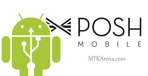 Posh Mobile USB Driver Download for All Models