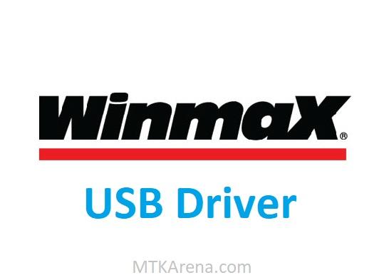 Winmax USB Driver