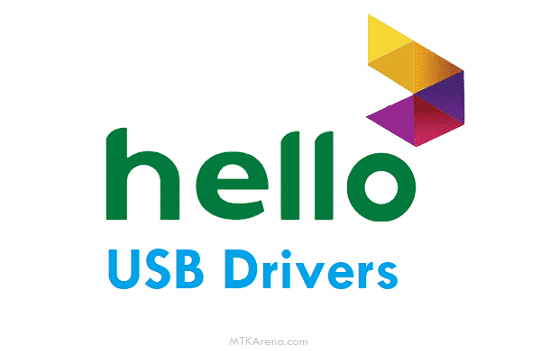 Hello USB Drivers