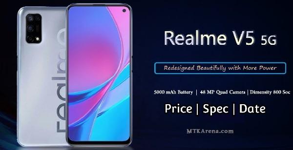 Realme V5 5G Review