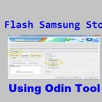 flash samsung stock rom using odin