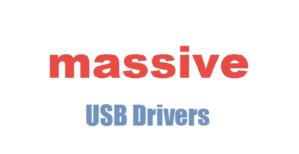 Massive USB Drivers