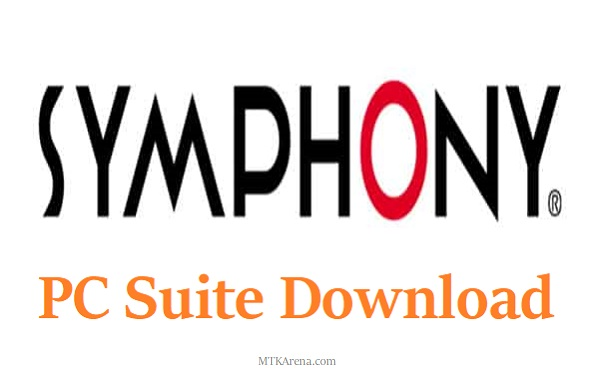 Symphony Mobile PC Suite Free Download for Windows