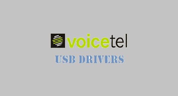 Voicetel USB Drivers