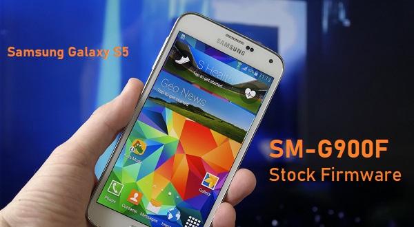 Samsung Galaxy S5 SM-G900F Stock Firmware Download