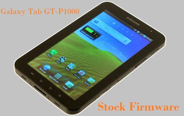 Download Samsung GALAXY Tab GT-P1000L …