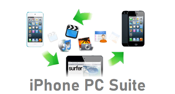 iPhone PC Suite Free Download for Windows & Mac